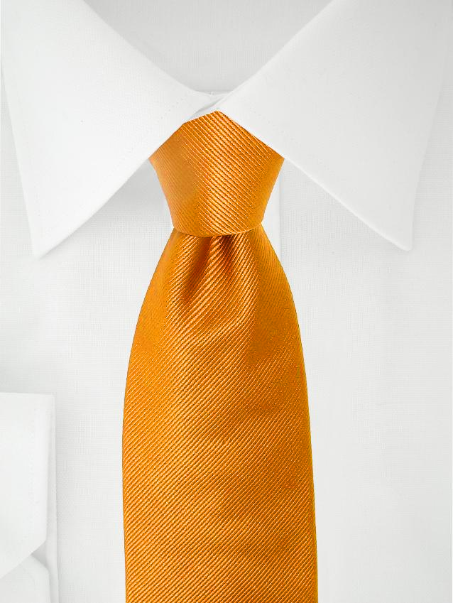 Necktie Orange