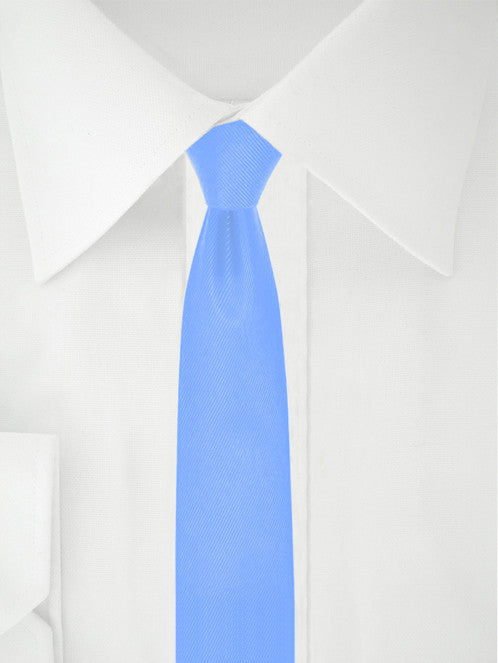 Necktie Narrow Light Blue