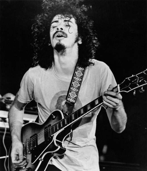 Carlos Santana 1972 - old-school-cool