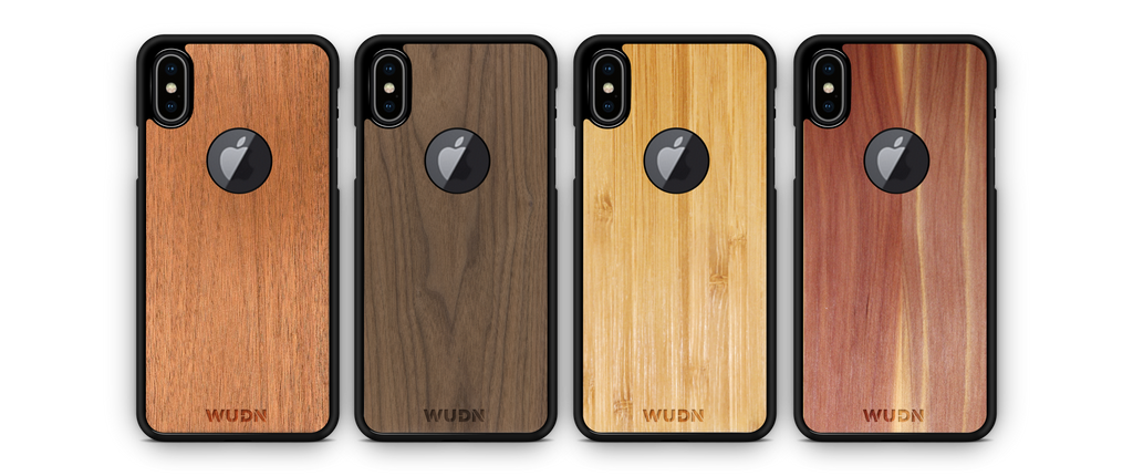 Apple iPhone Xr, Apple iPhone Xs Max, wood iphone case, wooden iphone case, apple logo, bamboo phone case, walnut phone case, mahogany phone case, cedar phone case
