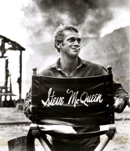 Alt: WUDN Old-School Cool, Steve McQueen - The King of Cool - 1960s/1970s