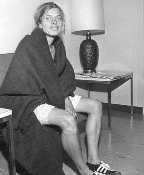 In 1966, Bobbi Gibb was denied entry into the Boston Marathon