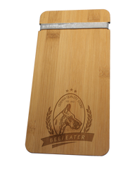Wooden Wooden Engraved Bill / Check Presenter for Bars & Restaurants Promotional Product Wholesale Laser Engraved Customized WUDN Swag