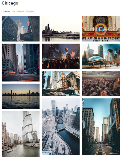 Chicago Unsplash
