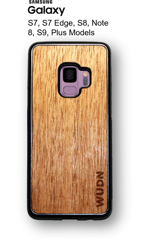 Samsung Galaxy promotional product laser engraved phone case
