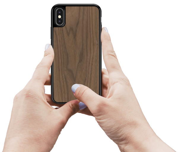 Wooden iPhone Case Wood Laser Engraved