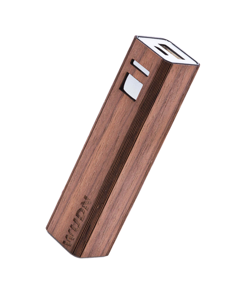 Lipstick Powerbank Walnut