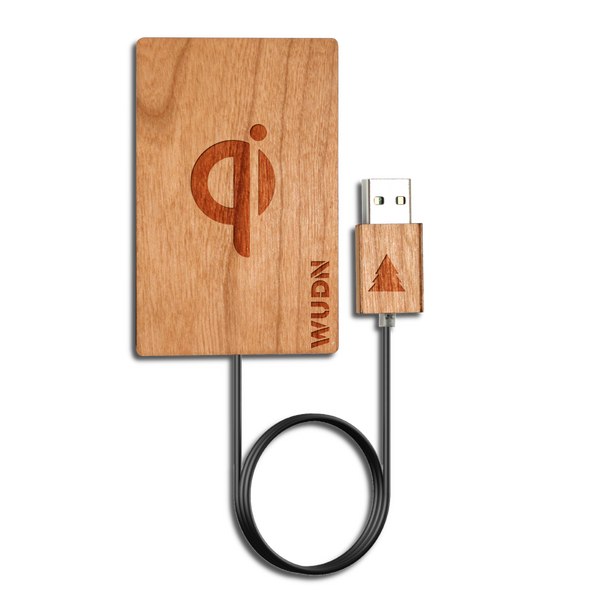Qi Wireless Fast Charger, size of Credit Card