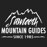 Sawtooth Mountain Guides, sawtooth mountain adventures, stanley idaho, wooden sawtooth mountain phone case.
