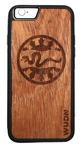 Slim Phone Case for iPhone and Samsung with 116th Snake Patch
