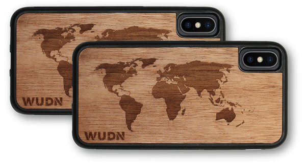Wooden phone case, wood phone case, wooden iphone case, wood iphone case, wooden galaxy case, wood galaxy case, wood world map phone case, world map iphone case