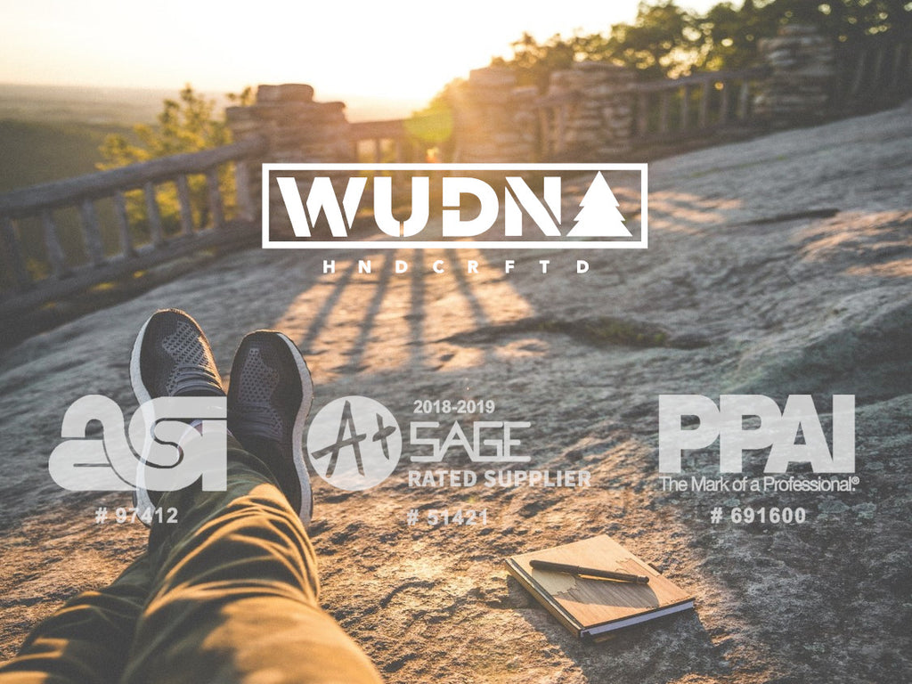 WUDN Wholesale Promotional Products, PPAI, ASI, SAGE