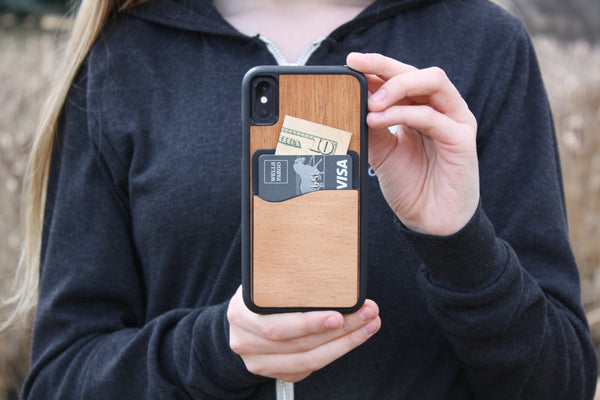 Phone wallet for iPhone and samsung galaxy