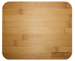 Wooden wooden mousepad Promotional Product Wholesale Laser Engraved Customized WUDN Swag