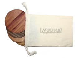 Wooden Coasters Promotional Product Wholesale WUDN Swag
