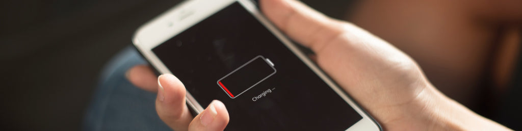 Taking care of your iPhone or Samsung Galaxy Battery