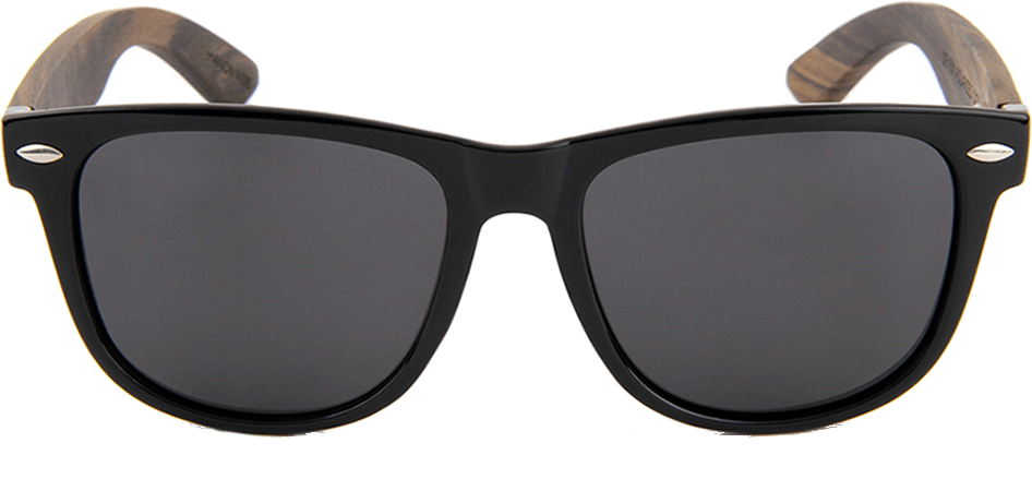 Real Ebony Wood Wanderer Sunglasses by WUDN, Sunglasses - WUDN