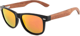Real Rose Wood Wanderer Sunglasses by WUDN, Sunglasses - WUDN