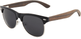 Mens & Women's Zebrawood  RetroShade Sunglasses