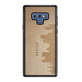 CityScape Wooden Phone Case | Boston MA, Cases - WUDN