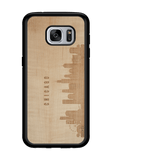 CityScape Wooden Phone Case | Chicago IL, Cases - WUDN