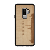 CityScape Wooden Phone Case | Washington DC, Cases - WUDN