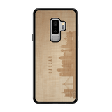 CityScape Wooden Phone Case | Dallas TX, Cases - WUDN