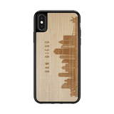 CityScape Wooden Phone Case | San Diego CA, Cases - WUDN