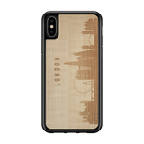 CityScape Wooden Phone Case | London England, Cases - WUDN