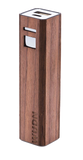 Wooden Ultra-Slim Portable Lipstick Power Bank, Accessories - WUDN