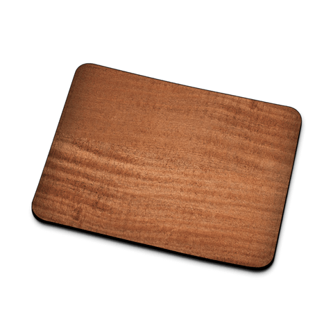 Customizable Real Wood Mousepads