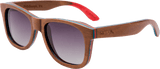 Mens & Women's Recycled Skatedeck, Jetty Ledge Sunglasses