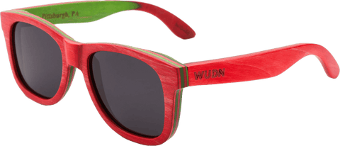 Mens & Women's Recycled Skatedeck, Bluntslide Sunglasses