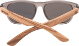Mens & Women's Zebra Wood, Wanderer Sunglasses