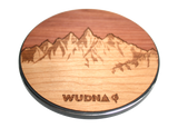 Wooden Qi Wireless Fast Charger