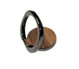 The RNGR - Wooden Ring Phone Holder & Stand, Accessories - WUDN