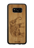 Slim Wooden Phone Case | Bamboo Elephant, Cases - WUDN