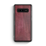 Custom Wood Samsung Galaxy S10 Case, Cases - WUDN