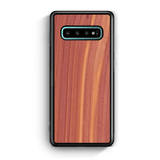 Custom Wood Samsung Galaxy S10 Plus Case