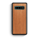 Custom Wood Samsung Galaxy S10 Plus Case, Cases - WUDN