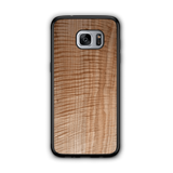 Custom Wood Samsung Galaxy S7 Edge Case