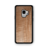 Custom Wood Samsung Galaxy S9 Case