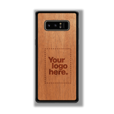 Custom Wood Samsung Galaxy Note 8 Case, Cases - WUDN