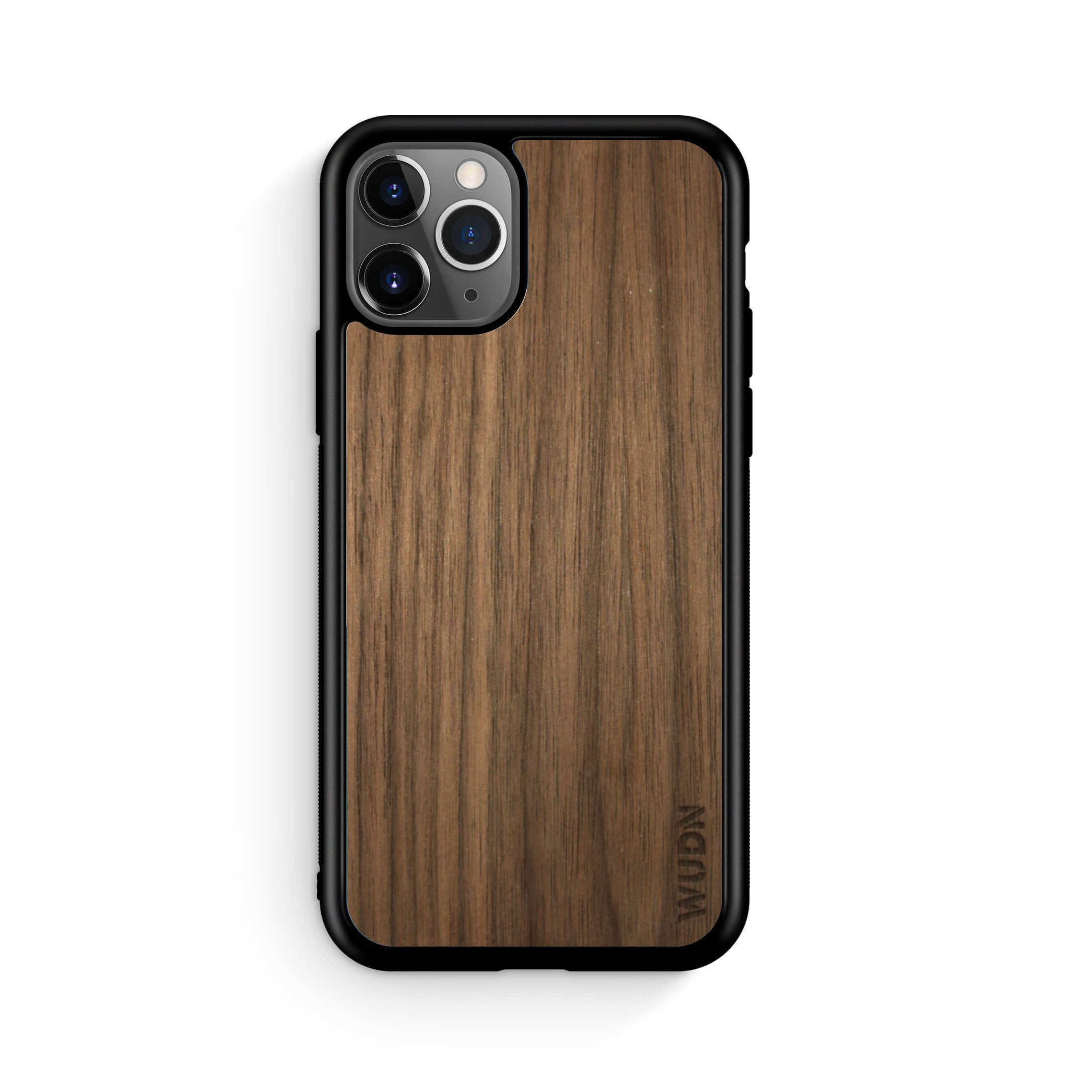 Slim Wooden Phone Case (American Black Walnut)