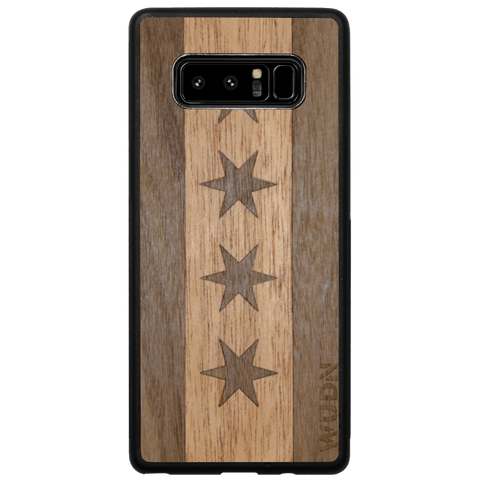Slim Wooden Phone Case | Chicago Traveler