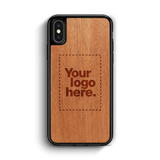 Custom Wood iPhone X, Xs, Case, Cases - WUDN