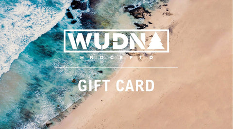 Father's Day Gift Card, Gift Card - WUDN