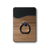 Customizable Wallet RNGR - Wooden Phone Wallet & Ring Phone Holder, Accessories - WUDN