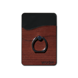 Wallet RNGR - Wooden Phone Wallet & Ring Phone Holder, Accessories - WUDN