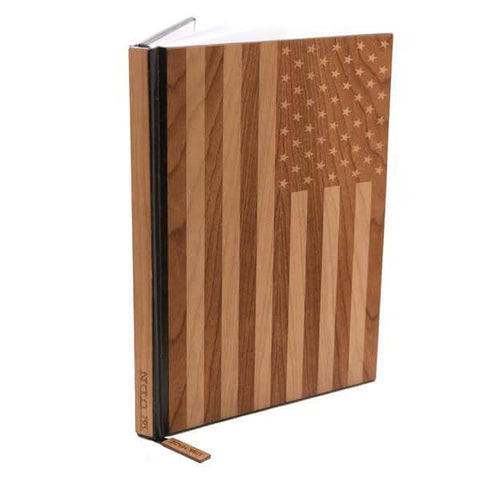 Handcrafted Wood Journal - WUDN - 1
